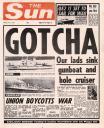 The Sun- Gotcha