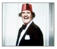 Tommy Cooper Smiles