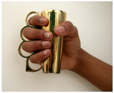 knuckle duster cup