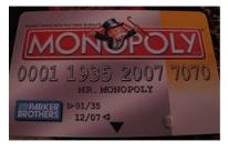 Monopoly debit