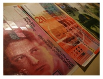 Swiss notes