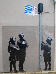 Banksy Tesco