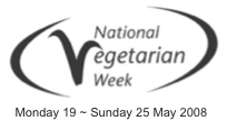 national vegetraian week