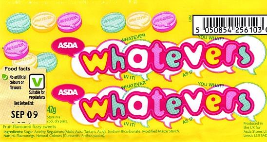 Whatevers