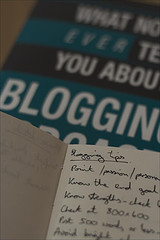 Blogging And other Animals