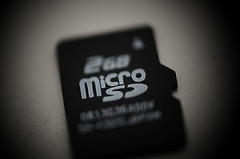 Music On A MicroSD Card