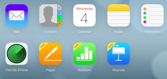iWork to iCloud