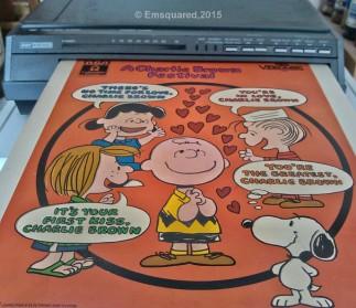 Peanuts CED