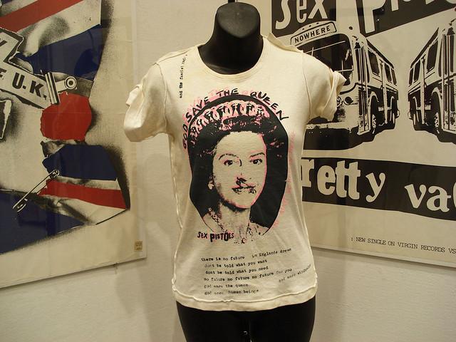 Queen Pistols T shirt